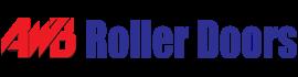 AWB Roller Doors Footer Logo